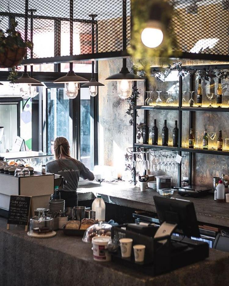 under full management cafe - 2