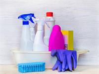 cleaning supplies t o - 3