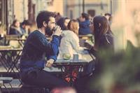 cafe coffee shop espresso - 1
