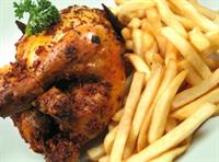 charcoal chicken business simple - 1