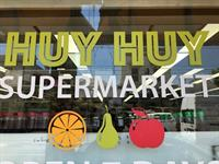 huy huy supermarket for - 1