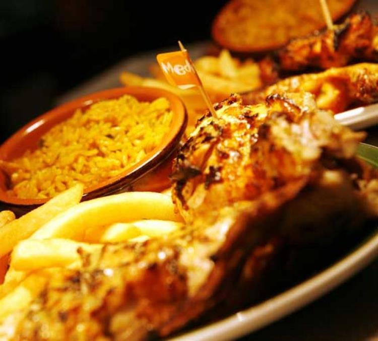 nandos one of the - 4