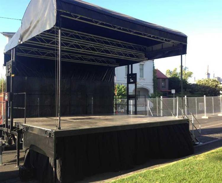 event stage hire business - 4