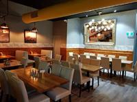newly renovated modern restaurant - 2