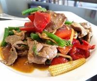 established asian restaurant port - 1