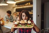 semi-managed burger bar near - 3