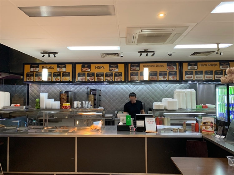 pizza kebab restaurant takeaway - 4