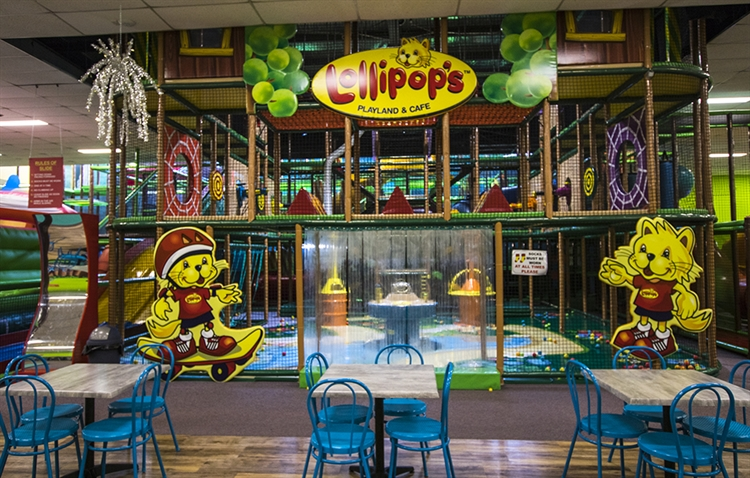 lollipop's childrens playland franchise - 2