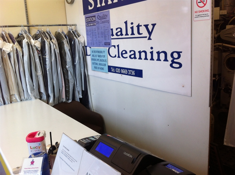 well established dry cleaner - 6