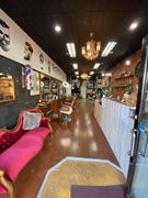 barber shop with cafe - 3