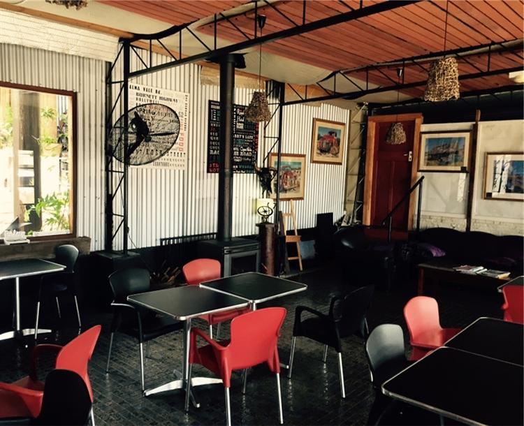 motel café restaurant - 5