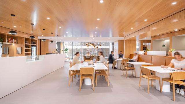 iwg flexible workspaces melbourne - 4