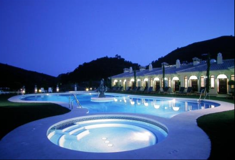 andalusian style spa hotel - 5