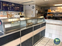 takeaway with fish chips - 1