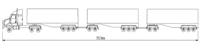 national express linehaul transport - 1