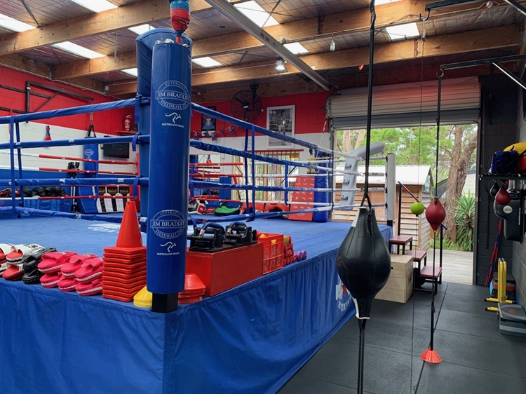 boxing gym business torquay - 6