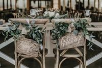 rustic wedding event hire - 2