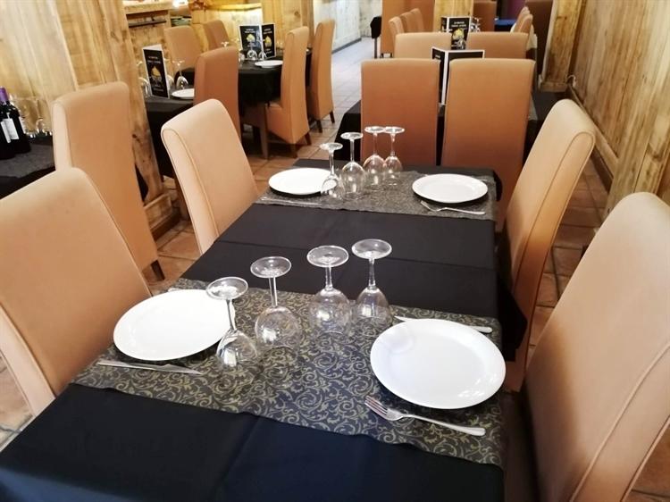 large stylish restaurant second - 11