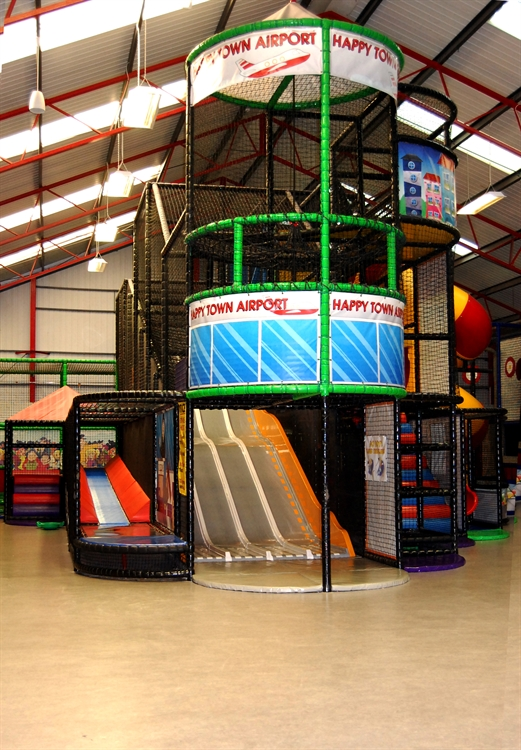 happy town soft play - 4