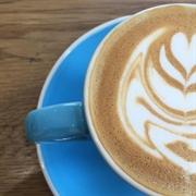 modern cafe the heart - 1