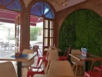 benalmadena cafe bar with - 3