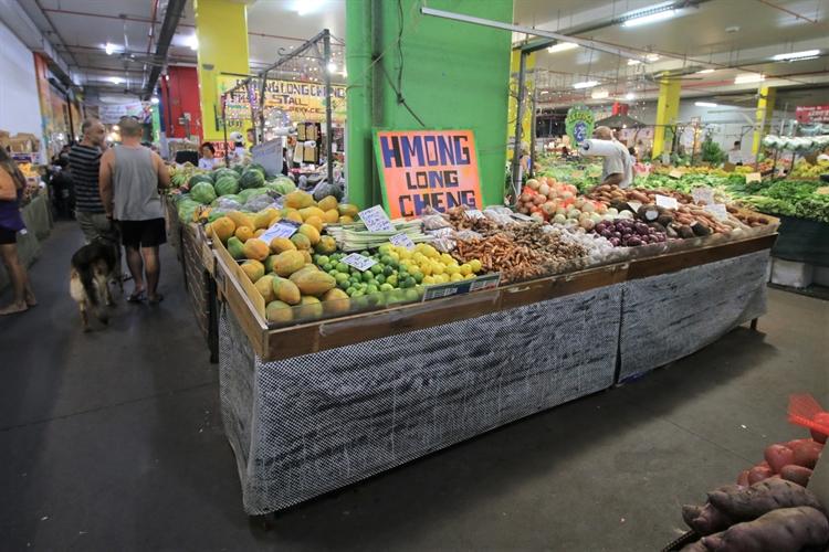 fresh produce market stall - 9