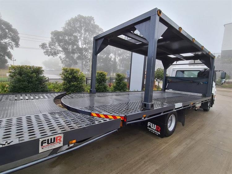 2019 car carrier truck - 7