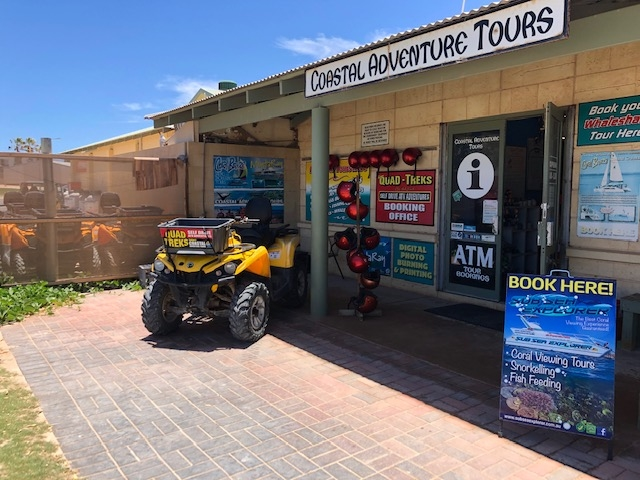 iconic tourism business on - 11