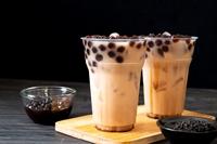 fruit tea bubble tea - 1
