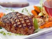 Commercial Fund Restaurant Grill In Vendee Center For Sale