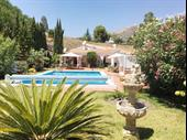 Villa With Guest House In Competa For Sale