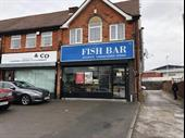 Fish And Chip Takeaway In Solihull For Sale