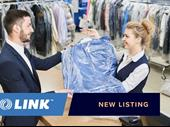 Profitable Dry Cleaning Business With Real Estate For Sale
