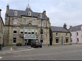 Excellent 13-Bedroom Hotel With Bunkhouse In Huntly For Sale