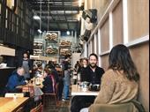 5 days industrial cafe
