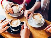 trendy café for sale